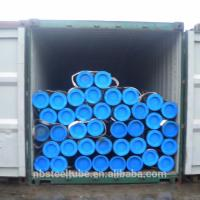 China Seamless High Temperature Steel Pipe Hot Rolled API / ASTM Standard on sale
