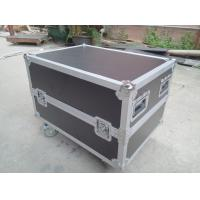 Wholesale Thickness 9mm / 12mm Plywood Tool Case With Foam For Smoke Machine from china suppliers