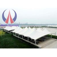 """Wholesale Practical Architectural Tensile <strong style=""""color:#b82220"""">Fabric</strong> <strong style=""""color:#b82220"""">Structures</strong> Woven <strong style=""""color:#b82220"""">Fabric</strong> Roof Buildings For Walkways Zone from china suppliers"""