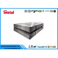 Wholesale A36 Stainless Steel Cold Rolled Steel Plate ASTM / ASME Standards 5.8m Length from china suppliers