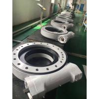 Wholesale China factory price SE17 worm gear slewing drive with 24V DC motor from china suppliers