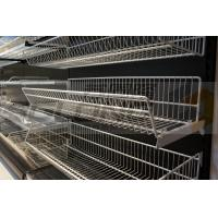 Wholesale Capability 30KG - 50KG Supermarket Accessories Wire Basket Shelf ISO9001 Certification from china suppliers