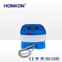 Wholesale Professional Rosacea Lesions / Face Spider Vein Removal Machine with 1mm , 2mm , 3mm  Handpiec from china suppliers