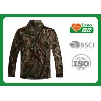 Wholesale Lightweight Outdoor Military Hunting Jacket  Camouflage Color Hunting Clothes from china suppliers
