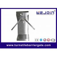 Wholesale Supermarket Safety Tripod Turnstile Barrier Gate for Customers Access Management from china suppliers