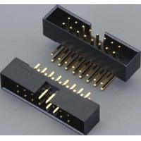 Wholesale dongguan replacement 2.00mm Pitch Box Header connector, DIP type from china suppliers