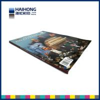 Wholesale A4 or custom magazine printing service with coated art paper , offset paper from china suppliers