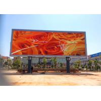 Wholesale Advertising high definition Outdoor SMD Led Display Ultra Thin MBI5124 IC from china suppliers