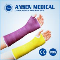 Wholesale Multi Color Ansen Medical Fiberglass Casting Tape   Waterproof Orthopedic Cast Polymer Medical  Bandage from china suppliers
