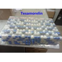 Wholesale Growth Hormone - Releasing Factor Tesamorelin For Muscle Gaining 218949-48-5 from china suppliers