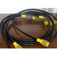 Wholesale PA11 PU Flexible Common Rail High Pressure Test Hose , 3mm * 7mm from china suppliers