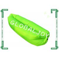 Wholesale Comfortable Lamzac Hangout Inflatable Banana Sleeping Bag / Lounge Chair from china suppliers