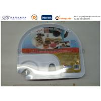 Wholesale Custom made plastic injection moulded components Polypropylene BBQ Plate from china suppliers