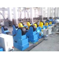 Wholesale Self Aligning Welding Turning Rolls 2.2kw UK Motor , VFD Control Turning Roller from china suppliers