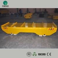 Quality Foundry plant on-rail Mold transfer car manufacturer for mould handling for sale