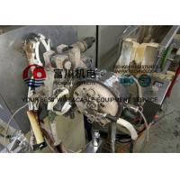 Quality FEP FPA ETFE Plastic Extruder Machine For Conductor Dia 0.2-1.02mm Finished 0.6-1.67mm for sale