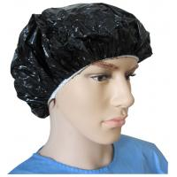 Wholesale Disposable Black PE Shower Cap from china suppliers