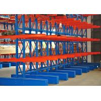 Wholesale Cantilever Warehouse Pallet Racking , Adjustable Heavy Duty Cantilever Racking from china suppliers