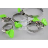 China China Supplier German Type Hose Clamp/Clip Worm Drive Hose Clamp on sale