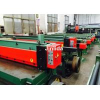 Wholesale Accurate Hydraulic Wire Mesh Cutting Machine For Gabion Sheet , 5.0mm Max Diameter from china suppliers