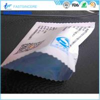 Wholesale Food Plastic Packaging Bags / snack heat seal packaging bags with pillow pouch from china suppliers