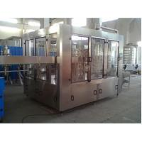 Wholesale Sparkling Water Bottling Machine / Machinery / Line , Carbonation Soda Plants from china suppliers