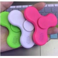 Wholesale LED Light Hand Finger Spinner Fidget Plastic EDC Hand Spinner For Autism and ADHD Relief Focus Anxiety Stress Gift Toy from china suppliers