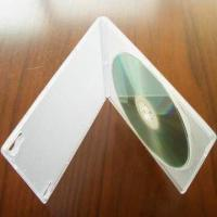 Wholesale 5.2mm PP CD Case for Single or Double with 52 x 26 x 13.5cm Dimensions from china suppliers