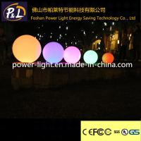 Wholesale Modern color-changing outdoor display led ball light from china suppliers