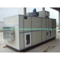 Wholesale Low Temperature Dehumidification , Industrial Desiccant Dehumidifiers 10000m³/h from china suppliers