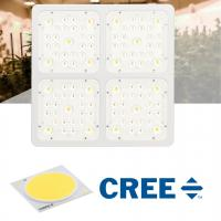 China 4'*4' Coverage COB LED Grow Light Plug And Play Type Easy Installation on sale