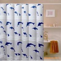 Wholesale Polyester Window Shower Curtain With Unique Pattern , Water Resistant drapes from china suppliers