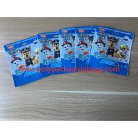 Wholesale Children 'S Classic Cartoon Pattern Plastic Packaging Bags 8 Colors Gravure Printing from china suppliers