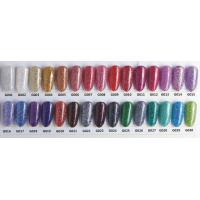 Buy cheap Factory OEM ODM Perfect color match glitter dip powder vs gel polish and nail lacquer from wholesalers