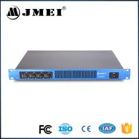 Wholesale 4 Channel 250W / 400W PA Amplifier Sound Power Amplifier Class D from china suppliers