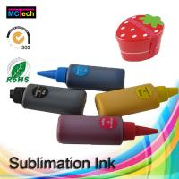 Wholesale Heat Transfer Ink Sublimation Ink for Epson 1410 1500W 1290 1280 Inkjet Ink from china suppliers