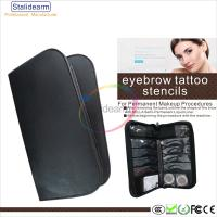 Wholesale Hot Selling Permanent Makeup Eyebrow Stencil from china suppliers