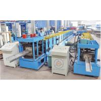 Wholesale Light Keel Steel Channel Purlin Mill C Z Purlin Roll Forming Machinery 380V from china suppliers