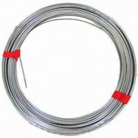 Wholesale Steel Wire, ISO Certified, Reasonable Price, Used as Fencing for Expressway and Construction from china suppliers