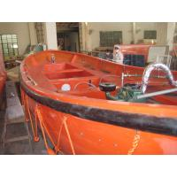 Wholesale 20 Persons Open Type Lifeboats SOLAS Rescue Boats with IACS Class Approval Ceritificate from china suppliers