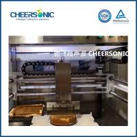 Wholesale 20khz Frequency Ultrasonic Food Cutter / Industrial Cake Cutting Machine 5000 Watt from china suppliers