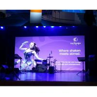 Wholesale High Refresh1920 Hz Mutil-Color HD LED Display 1/32 Scan P2.5 For Stage Events from china suppliers