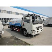 Wholesale high quality dongfeng water tank in China for sale from china suppliers