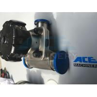 Wholesale Stainless Steel Manual Type Clamped Hygienic Diaphragm Valve (ACE-GMF-B1) from china suppliers