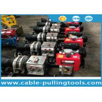 Wholesale Fast Speed 5 Ton Winch Machine , Heavy Duty Cable Pulling Winch from china suppliers