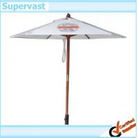 Wholesale Outside Beach Sun Shade 7FT Wood Patio Umbrella For Garden Decoration from china suppliers