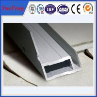 Wholesale open style free mold aluminium profile solar, Quality Aluminum Extrusion manufacturer from china suppliers