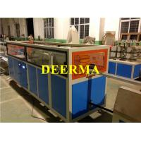Wholesale Plastic Window Frame PVC Profile Extrusion Machine / PVC Window Machine from china suppliers