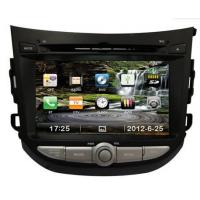 Wholesale I-POD 3G USB Hyundai DVD Players with Radio RDS Display Built in GPS from china suppliers