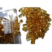 Wholesale Square / Pear / Round 9mm x 7mm Yellowish Natural Citrine Loose Gems with Emerald Cut from china suppliers
